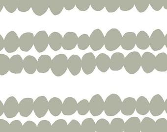 1/4m Bella Pebble Stripe Grey