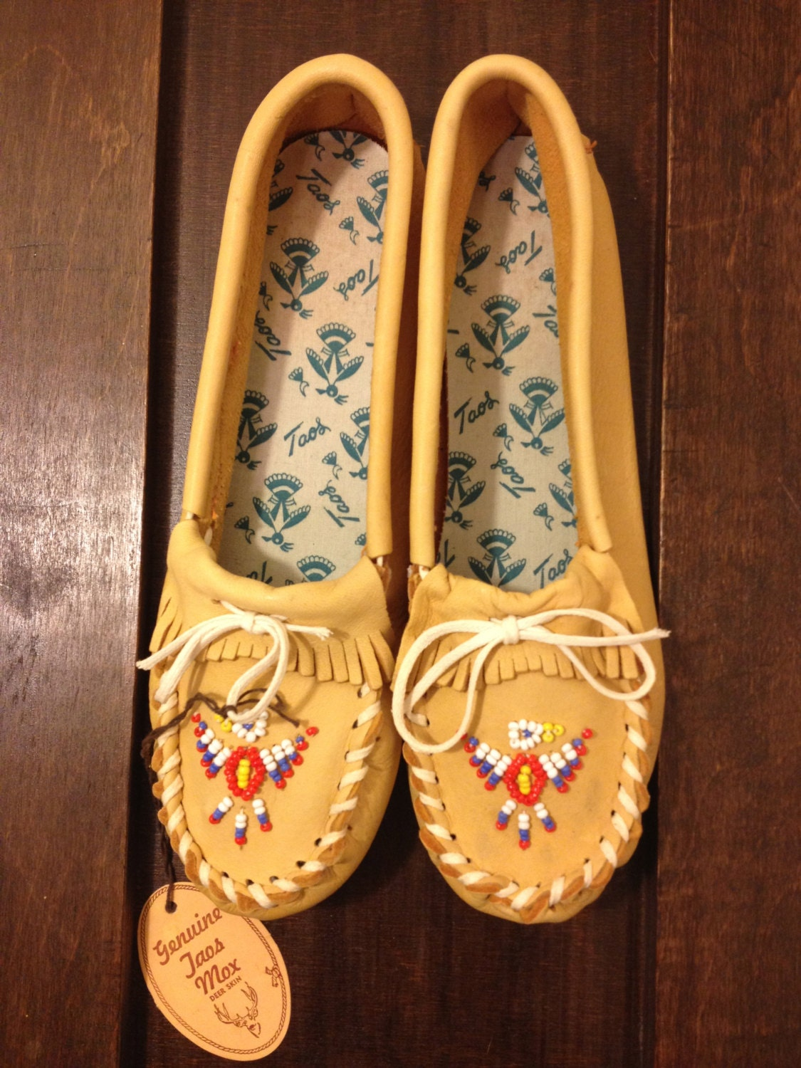 handmade indian moccasins handmade taos indian made moccasins with beading by diystylist 4061