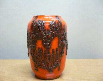 Vintage Nordic Design Ceramic  Flower vase