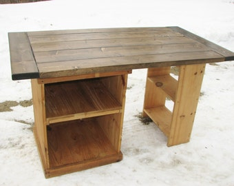 Kitchen Island, Rustic, Country, Modern, Industrial, Distressed