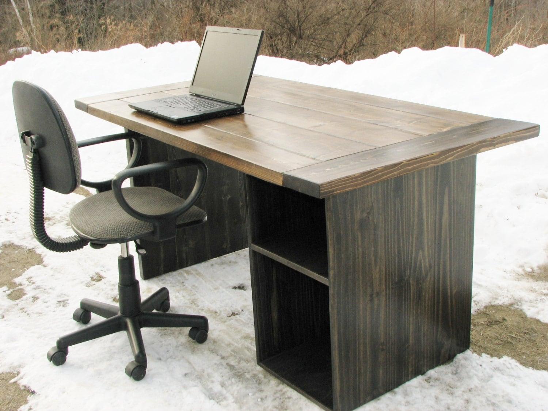 Computer Desk Rusticghantapic