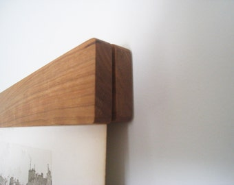 Magnetic Wall Mounted Open Frame  - Otto Woodwork