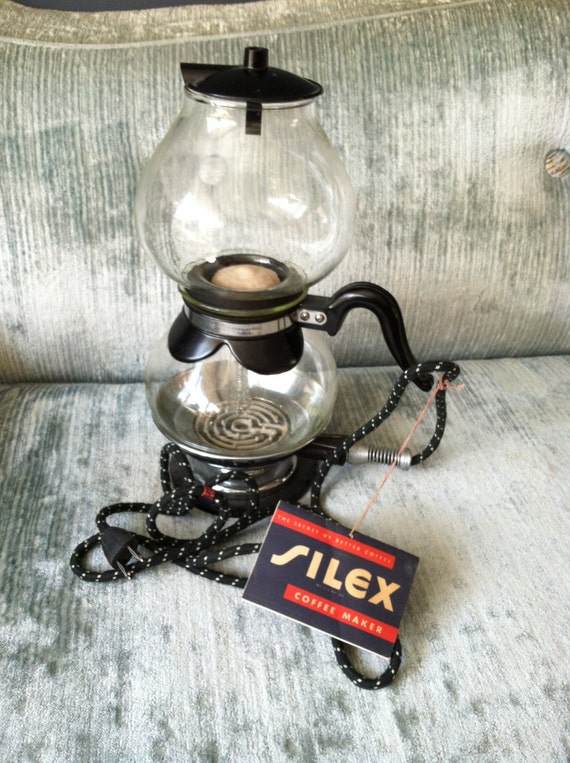 Old Silex Coffee Maker : 1949 Silex Coffee Maker Pyrex New Old Stock