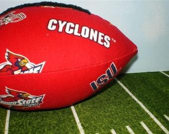 Miniature Iowa State Cyclones Football