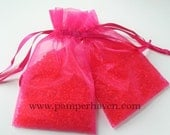 Lick Me All Over Scented Sachets, Car Air Fresheners, Fruity Scented Drawer Sachets, Pink Room Fragrance