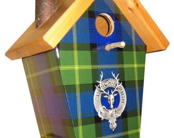 McKenzie Clan Birdhouse