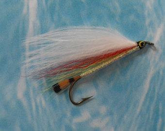 Fishing Fly, Shufelt Special Fly, Marabou Streamer Fly