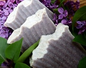 Lilac Soap, French Lilac & Lavender, Vegan, Homemade Soap