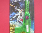 Vintage Space X ray Gun sparkling pistol MOC 1960's available in 3 colours