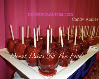 Red Candy Apple (12 apples)