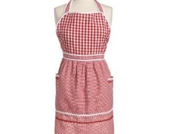 Farm style apron