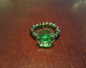 Green thumb ring