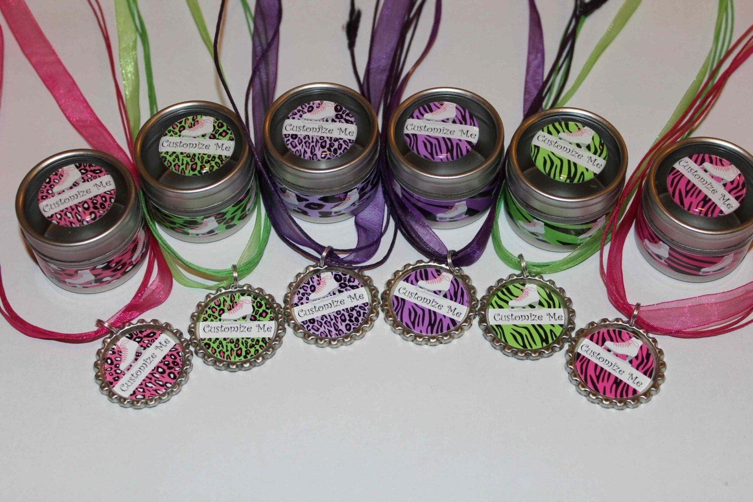 Roller skating party favors
