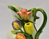 Easter Porcelain Pitcher