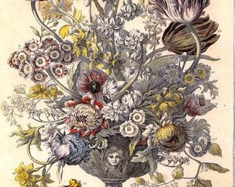 Winterthurs Month of April Print