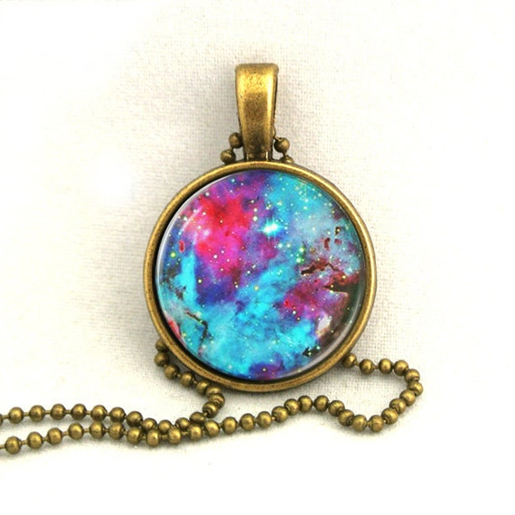 10% SALE Necklace Galaxy Jewelry Universe, Space, Pendant Necklaces,Constellation,Gift For Her