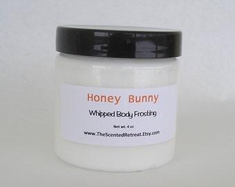 Honey Bunny - Body Cream - Paraben Free Skin Lotion