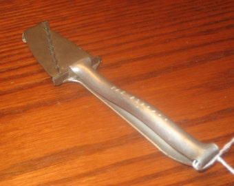 Vintage Rare Cheese and veggie slicer. Aluminum. One of the first invented.