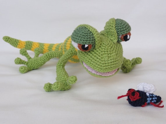 Amigurumi Gecko Pattern : Amigurumi Crochet Pattern - Giorgio the Gecko from IlDikko ...