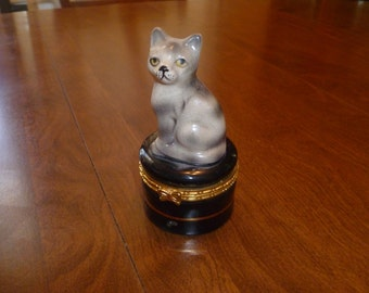 Small Cat Figurine