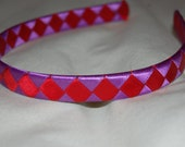 Girls Valentines Day Headband