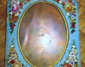 Venetian Stone Mosaic Picture Frame (from the 1800's)