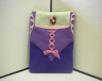Disney Princess Tablet Pouch- Repunzel