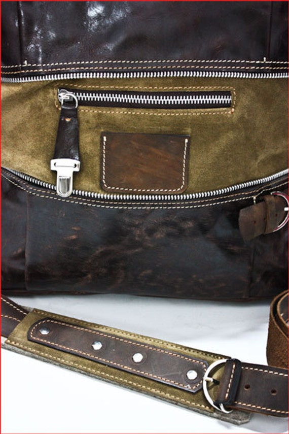 Luxury Casual Leather Bag, Genuine Leather Handmade Bag, Laptop bag, Leather Laptop Bag