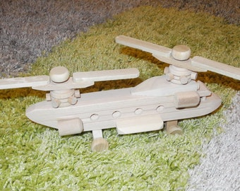 Wooden toys, Helicopter, Toddler toys, Wood toy, Kids toy, Wooden toy, Handmade toys