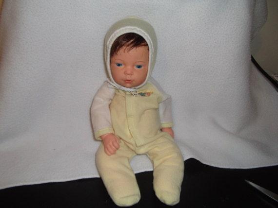 1979 Mattel Love N Touch Bare Butt Baby Doll Vinyl Cloth