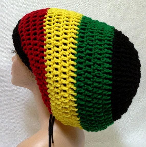 Crochet Pattern Dreadlock Hat Dancox For