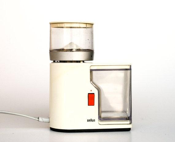 Braun Coffee Grinder ~ Braun electric coffee grinder surgar mill kmm by reinhold