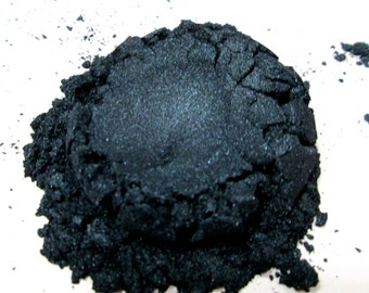 Black Diamond - Black Eye Shadow - Natural - Mineral