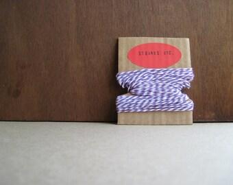 Purple Twine - 10 yds - Bakers Twine