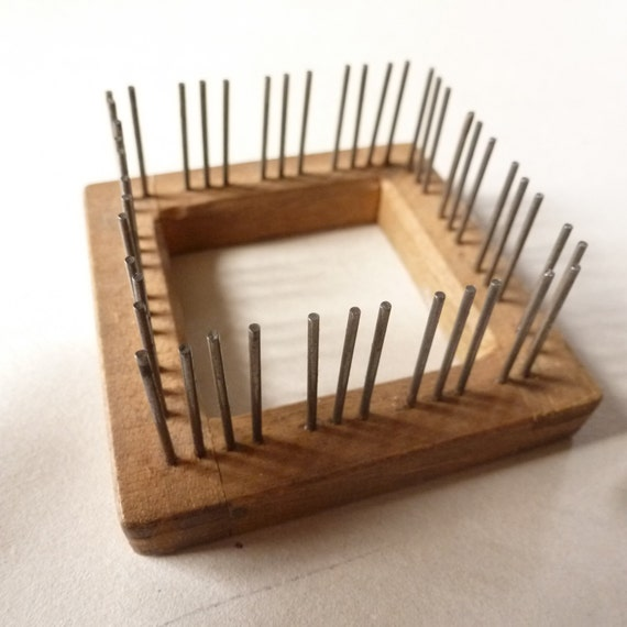 Weave It Loom Mini Wooden Loom By Donar Products