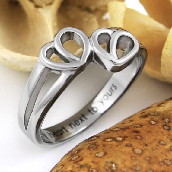 Engraved Ring For My Boyfriend