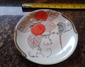 On Sale Hand Painted Made in Japan Decorator Plate
