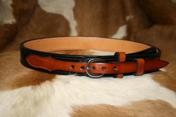 Ranger Gun Belt Custom Made To Order Law Enforcement Concealed