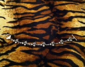 Sweet Cherry Link Bracelet