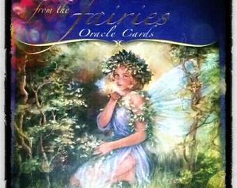 Magical Messages from the Fairies Oracle Card Reading