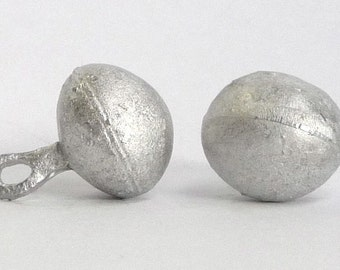 Replica Tudor Pewter Common Ball Buttons for Renaissance/Elizabethan Reenactment