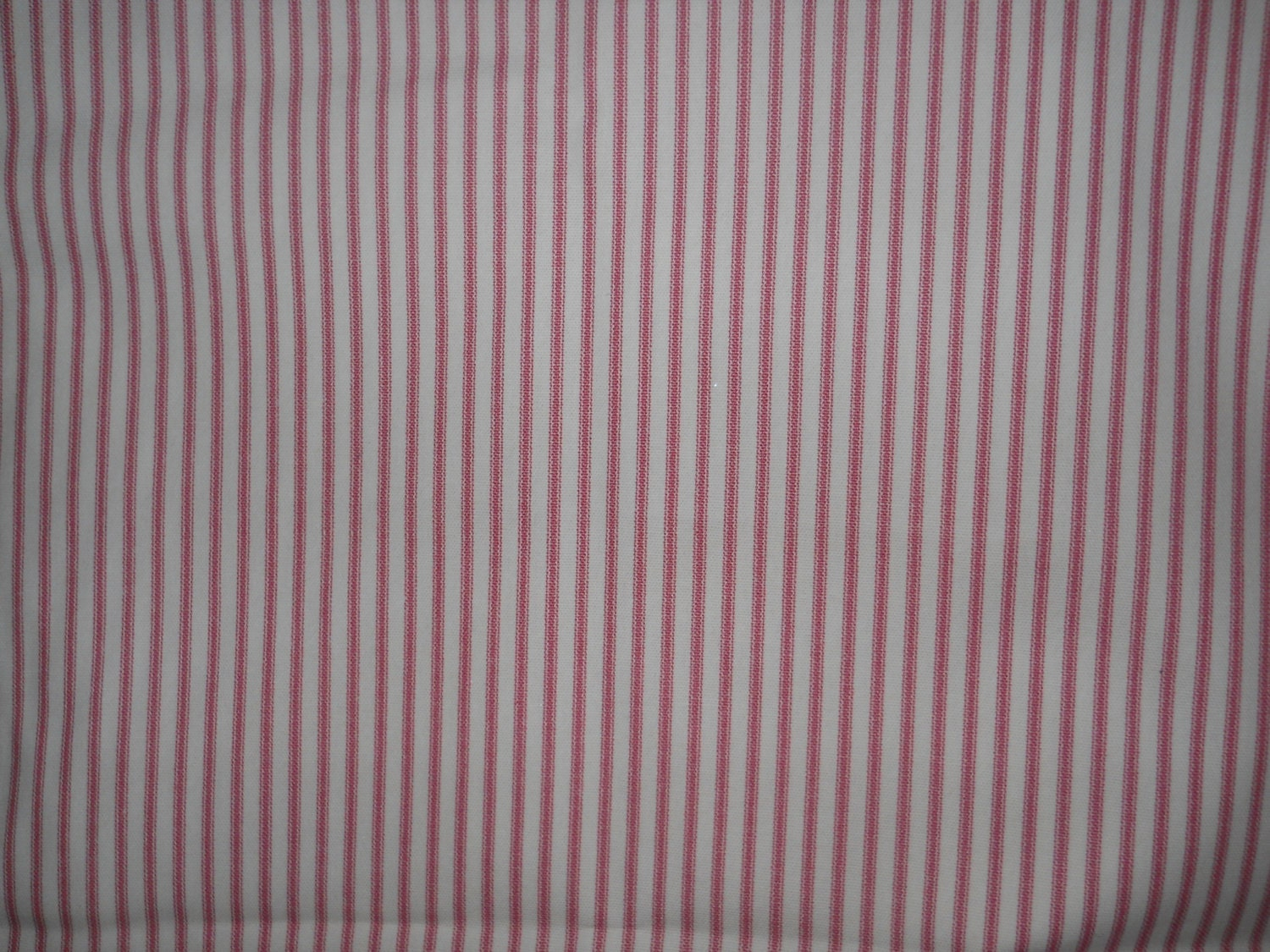 French stripe ticking fabric decorative by decorativefabrics for Ticking fabric