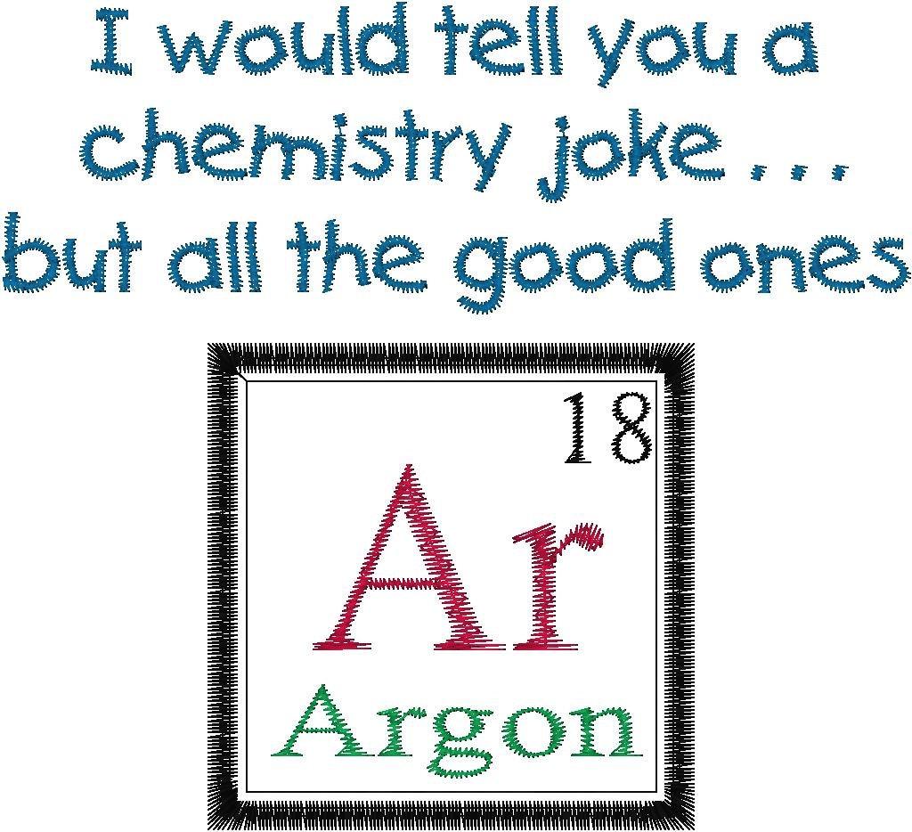 Periodic table joke design argon zoom gamestrikefo Choice Image