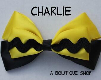charlie hair bow
