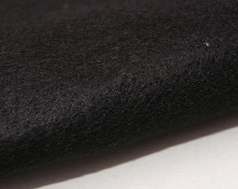 2 black felt sheets (540)