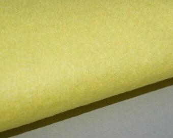 Felt Sheets, Lemon Yellow (539)