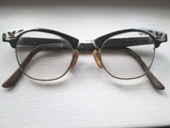 Vintage cat eye by art craft eyeglasses by vintagesoulrevival for Art craft eyeglasses vintage
