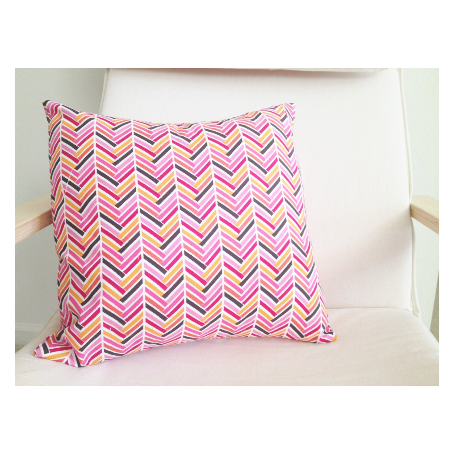 Modern Lines Pillow 16'' / home decor / pillow case / by MrsAmron