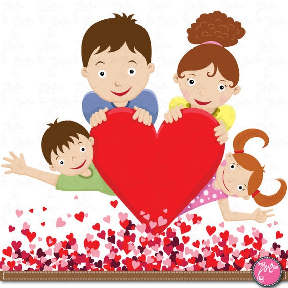 Items similar to Mother's day clip art, Happy Lovely ... (570 x 570 Pixel)