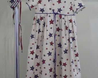 BABY/TODDLER DRESS  - dress, slip, bonnet